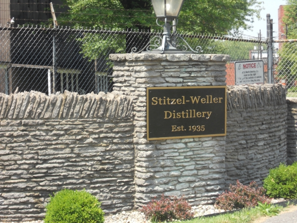 Stitzel-Weller, Kentucky, USA