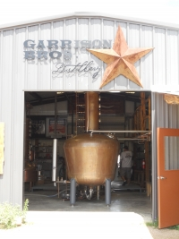 A Visit to Garrison Brothers Distillery